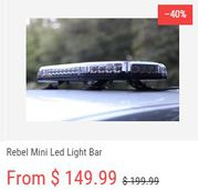 Best quality police light bar for sale now available at Lightbarcity